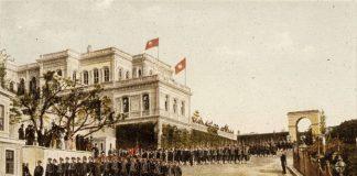 Alman İmparatoru II. Wilhelm'den Osmanlı Devleti Sultan Abdülhamid Dost Ziyareti.Osmanlı Almanya İmpatorluğu Türk Alman Dostluğu Tarihi Bilinmeyenlerin Gerçek Yüzü