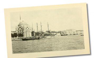 Dolmabahce Rihtimi Sultaniye Yatı