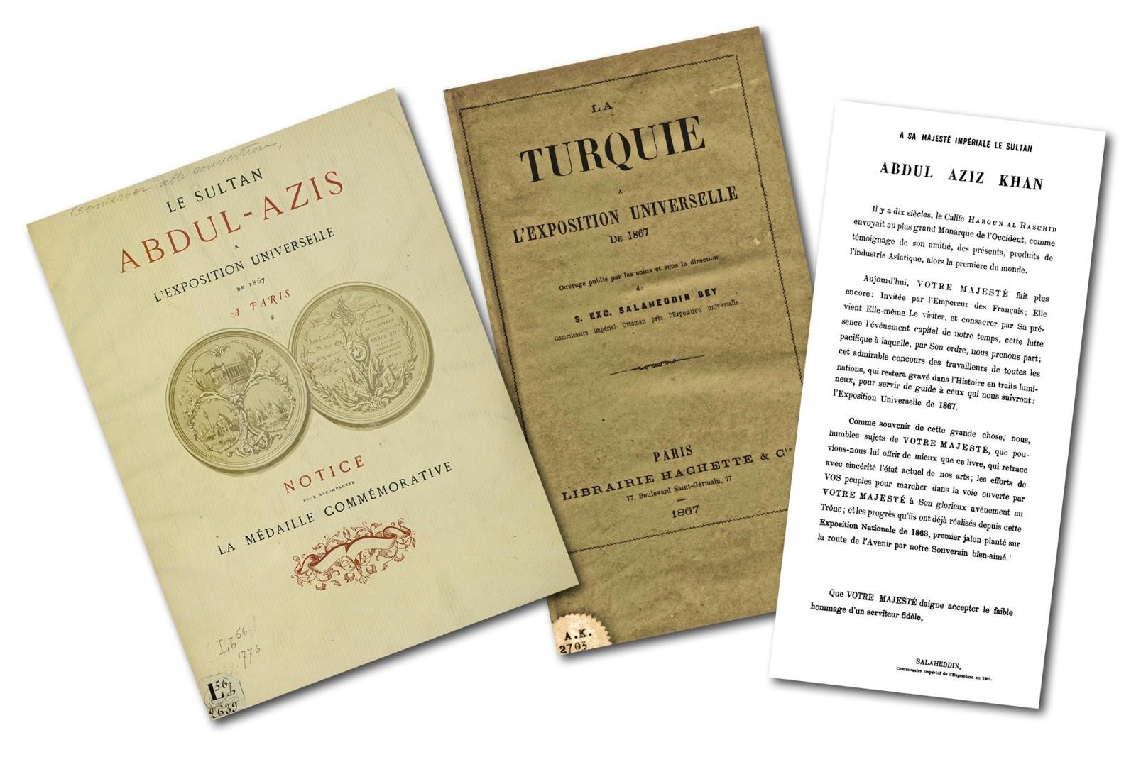 Paris Fuarı Sultan Abdülaziz Ve Osmanlı Tanıtımı 1867
