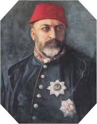 Osmanlı Padişahı, Sultan Abdülaziz, II. Mahmut ve Pertevniyal Sultan'ın oğlu, Abdülmecid'in kardeşidir. 9.Şubat.1830'da doğdu.