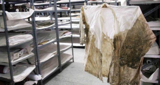 Sultan Abdülaziz 'in kanlı gömleği
