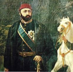 Sultan Abdulaziz Osmanlı Sultanı