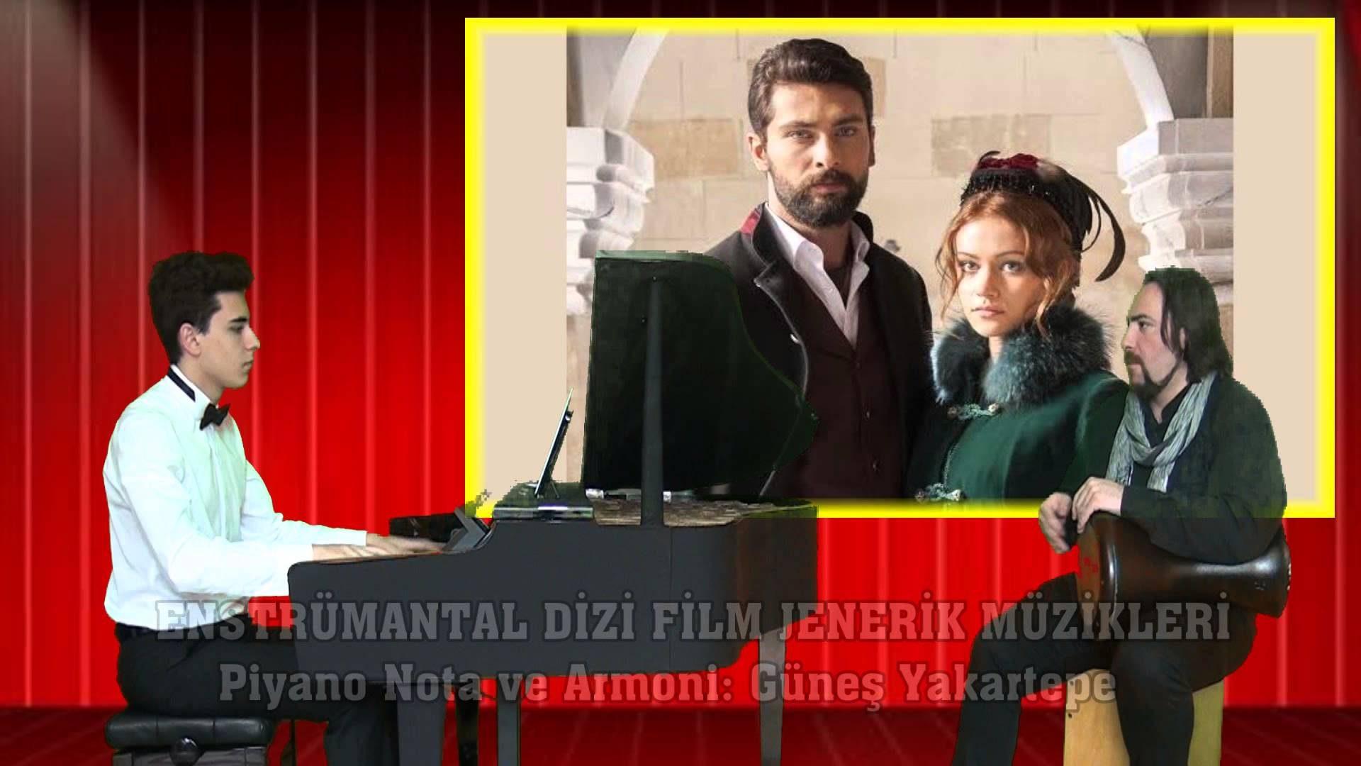 Filinta Mustafa Jenerik Müzik (Dizi Filmleri Teması Müzikleri) Piyano Ve Darbuka Perküsyon Düeti