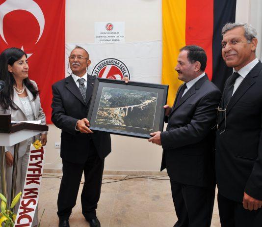Türk Alman İşbirliği Muhteşem Demiryolu Projesi Bağdat Hicaz Demiryolları Abdülhamit Han Marşı Piyano Bendir Eşliğinde