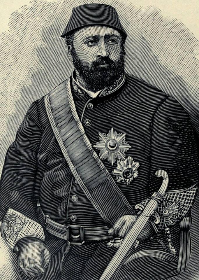 Sultan Abdülaziz Han 1861 1876 15 Yıl Taht Kaldı. Sultan Abdülaziz 32. Osmanlı Padişahı 2. Mahmud Ile Pertevniyal Valide Sultan'ın Oğlu
