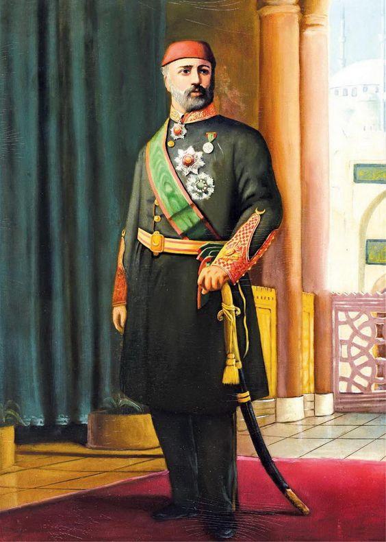 Sultan Abdülazizin Sanatkarlığı SULTAN ABDÜLAZIZ SANATKAR Ve SANAT ILGISI Abdül Aziz