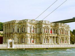 Beylerbeyi Sarayı İstanbulun Üsküdar Ilçesi Beylerbeyi Semtin Ve Sultan Abdülaziz Tarafından 1861 1865 Yıllarında Mimara Yaptırılan Saraydır