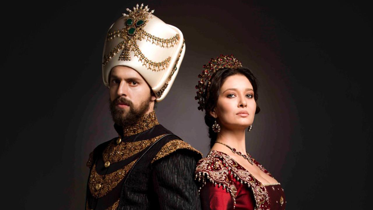 FOX – Muhteşem Yüzyıl Kösem Sultan Bağdat Fatihi IV.Murat Osmanlı Saray Jenerik Dizi Film Müziği Yeni 3. Sezon 1.Bölüm Tanıtımlar Ve Afiş