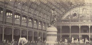 Kadıkoy Bogasi Paris Fransa 1865 Sergisinde Osmanlı Padişahı Sultanı Abdülazizin Avrupa Seyahati