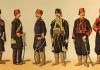 Osmanlı Padişahı Sultan Abdülaziz Askeri Ordusu üniforma. Ottoman Empire Ottomano Abdul Aziz Sultano Abdulaziz Padishah İmperial Of Ottomane