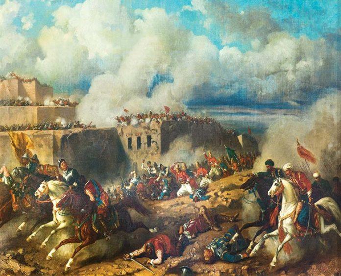 Osmanlı Padişahı Sultan Abdülaziz Eserleri. Osmanlı'nın 32. Padişahı Sultan Abdülaziz'in Dolmabahçe Sanat Galerisi'nde Açılan Eskizlerden Yağlı Boyalara Resim Sergisi. Ressam Sultan Abdülaziz