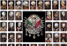 Osmanlı Padişahları Önemli Saptama Ve İstatistikler Toplu Osmanlı Hanedanı Padişahları Resimleri Sarayı Müzikleri Ottoman Empire