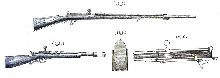 Sultan Abdülaziz Prusya'da İmal Edilip Sultan Abdülaziz Döneminde İthal Edilen Tüfekleri