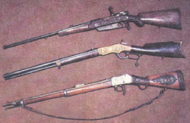 XIX. Yüzyıl Alman Ve Amerikan İğneli Tüfekleri Tülin Çoruhlu