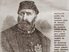 Avrupalı Gazeteci'nin Abdülaziz Hakkında Yazıları
