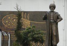 Osmanlı Resim Ve Heykel Sanatı I. Bayezid Heykeli