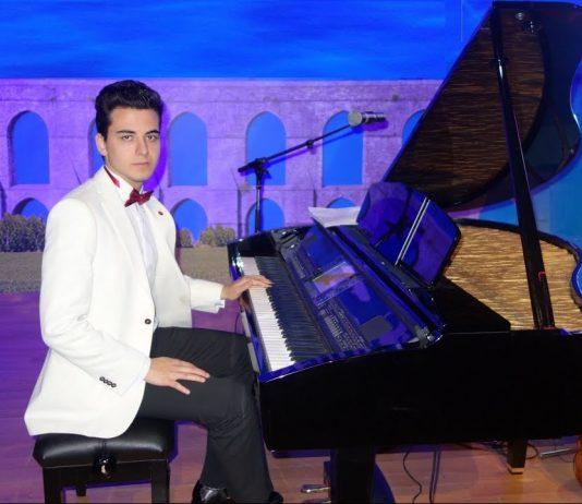 Tarihi Su Yolu Şehirleri Buluşması Açılışı Beste Segah FUZULİ Su Kasidesi – Segah Belediye Genç Piyanist Besteci Güneş Yakartepe Şiiri yeni besteler