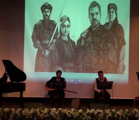Diriliş Dizi Film Jenerik Müziği Osmanlı-Türk Televizyon Dizisi Kağıthane Belediyesi Piyano Konseri