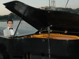 KERİM ALLAH Piyano Resitali Eyüp Belediye Haliç Açık Hava Konseri Alanı Yaz Etkinliği Çocuk Piyanist