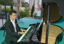 Anadolu Haber Ajansı Ödüllü Bestekar Piyanist Yeni Çıkan Beste Şiir Kitabı Haber Yaptı. Etkinlikleri Konseri Müzikleri