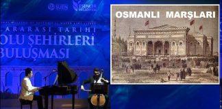 OSMANLI MİLLİ MARŞI, Osmanlı Ulusal Resmi Marşları, Bestesi Piyano Solo: Güneş Yakartepe Ottoman National Anthem, Ottomane Hymne National,