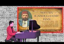 HAMİDİYE MARŞI Milli Marşı, Beste: Necip Paşa, Osmanlı Ulusal Resmi Marşları, Ottoman Hymne National