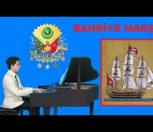 2. Abdülhamid Oğlu, Şehzade Burhaneddin Bestesi, Marş-ı Ali / Osmanlı Bahriye-Deniz Marşı