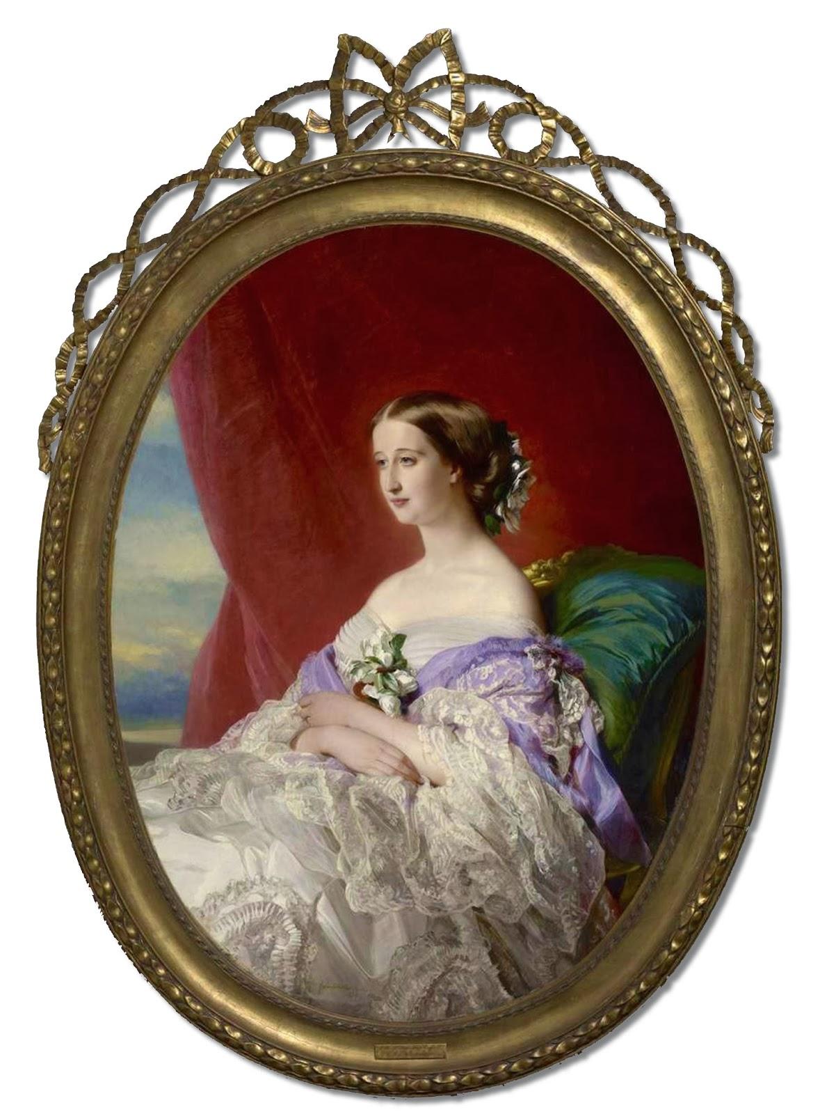 fransız imparatoriçesi eugenie ile ilgili görsel sonucu