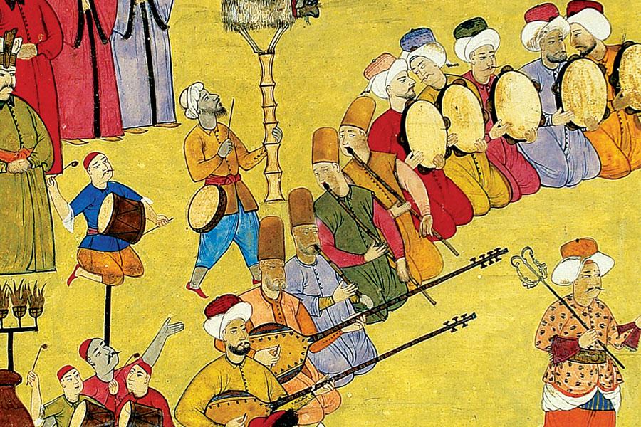 Sanatta osmanlı etkisi