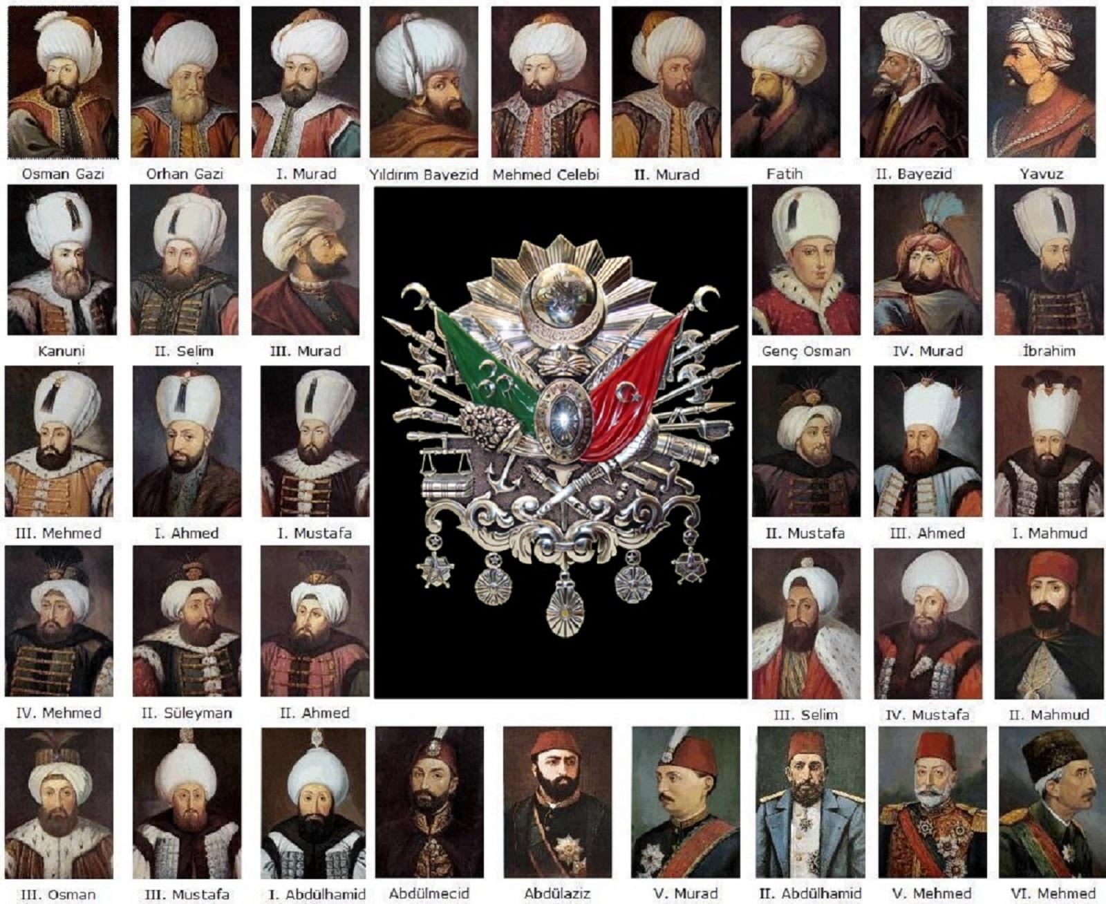 Orhan Sultan Of Ottoman Empire The Ottoman Sultans