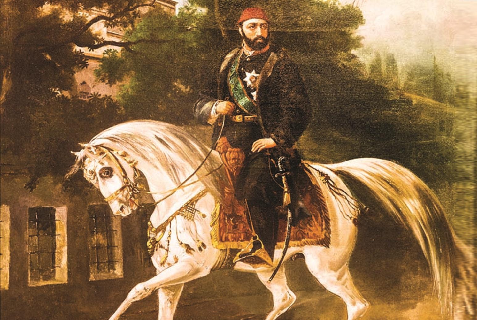 Sanatçı Sultanlar Ingiliz Mecmuaları Sultan Abdülazizi Yazdı